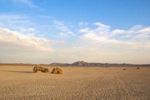 Photo d'un désert