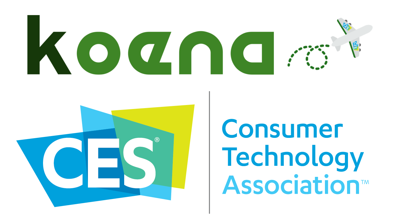 Logos Koena et CES - Consumer Technology Association
