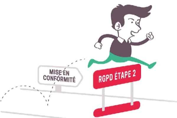 Mise en conformité : RGPD étape 2
