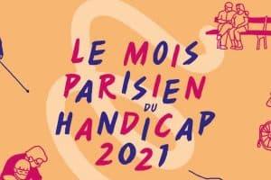 Le mois parisien du handicap 2021