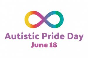 Autistic Pride Day June 18